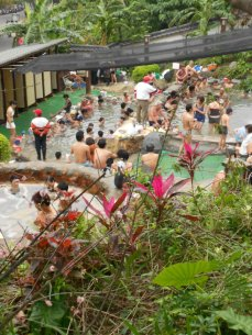 Taipei's public baths Beitou