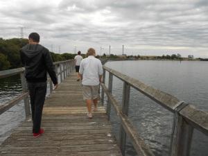 Pier at Port Adelaide