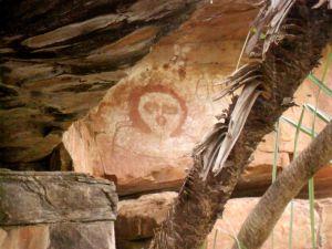 Rock art in the Kimberley