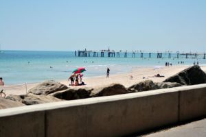 Adelaide has some great beaches to explore