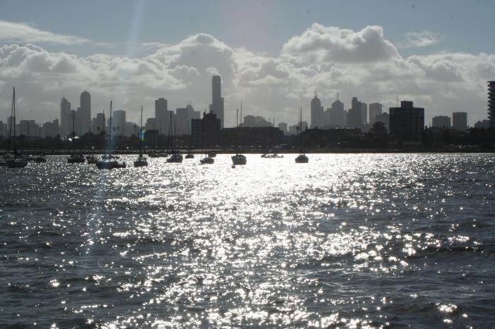 city melbourne view