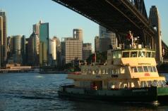 Sydney's ferries