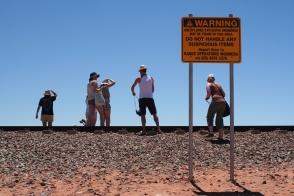 Roadtrip through the outback