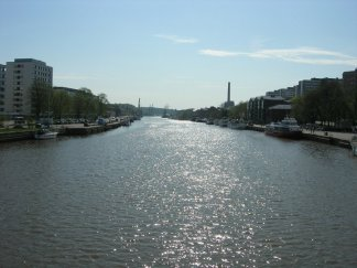 The Aura river