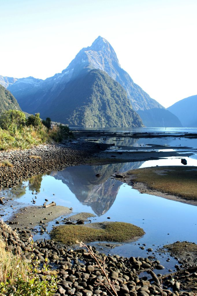 Milford Sound in all its glory