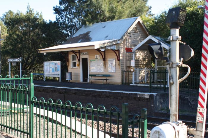 Bundanoon station
