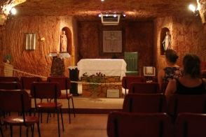 Underground church