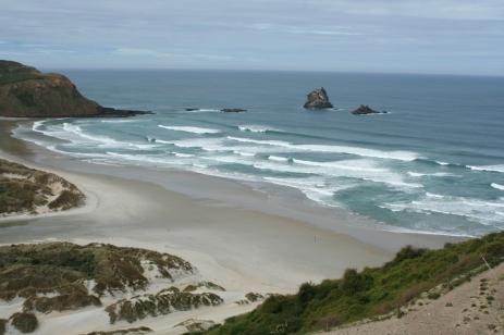 Beautiful Sandfly Bay