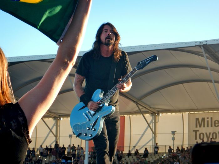 The Foo Fighters concert was definitely a highlight!