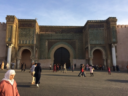 Mansour gate