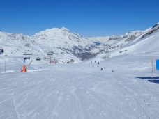 More skiing
