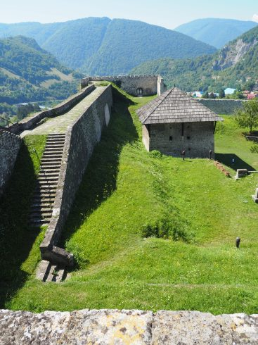 Remainders of the fortress