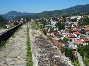 Walking the old walls