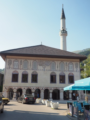 Another view of the mosque