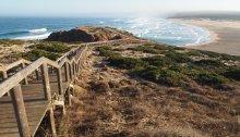 Fishermen's trail - Bordeira beach