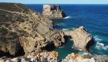 Fishermen's trail - coastal view