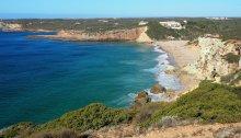 Fishermen's trail - Praia do Zavial