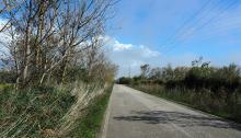 Camino rural road
