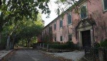 Quinta da Cardiga abandoned buildings